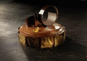 Gâteau au chocolat pour Délice et création