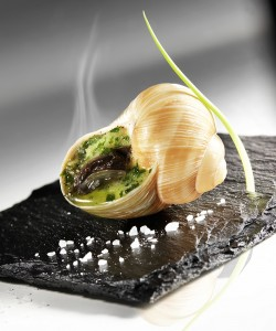 Ardoise escargot