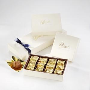 Boîte de marrons glacé de la marque Palomas
