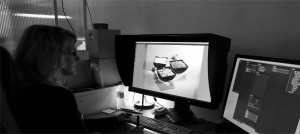 Infographiste au studio Guy Renaux